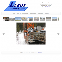Leroy Construction