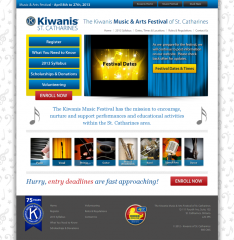 St. Catharines Kiwanis - Music & Arts Festival