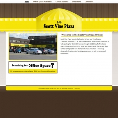 Scott Vine Plaza